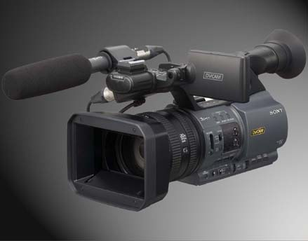 Sony DSR- PD177P copy
